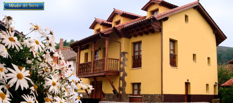 Apartamentos Rurales Mirador del Sueve